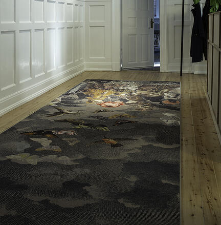 Printed carpets vs pre-dyed carpets