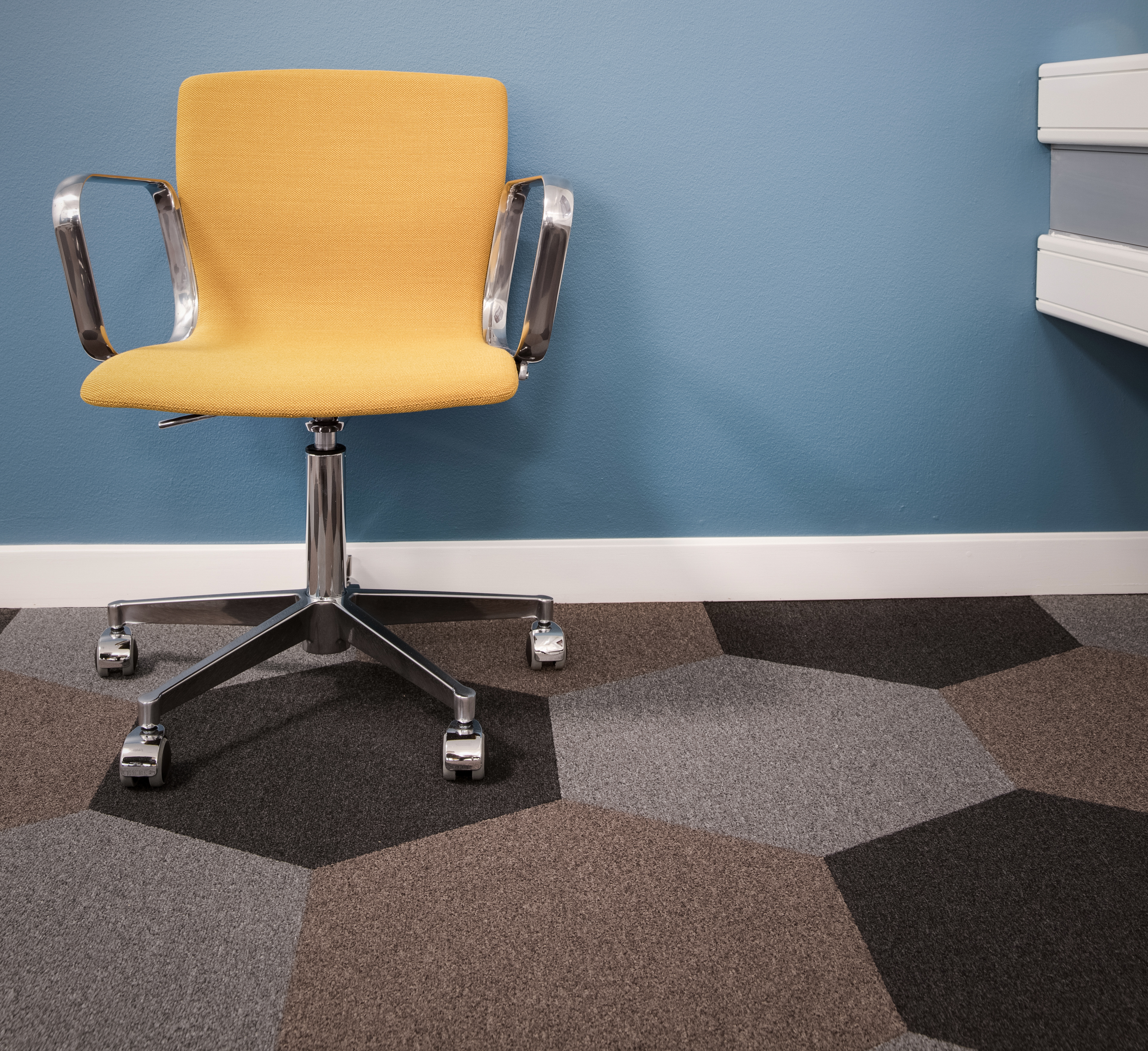 How do you ensure the quality of your commercial carpet?