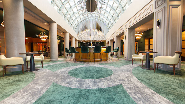 Blending history and modernity at Hotel Le Louis Versailles Château MGallery by Sofitel