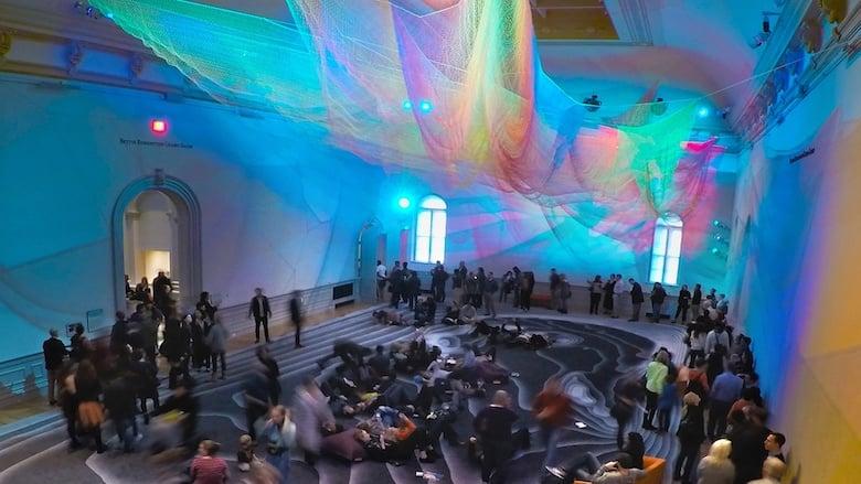The Smithsonian Museum's Renwick Grand Salon