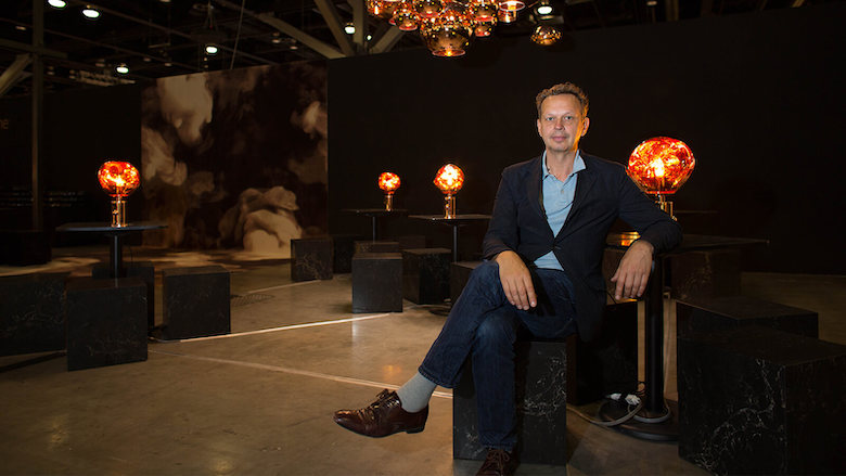 Tom Dixon: The idea of being involved is my motive