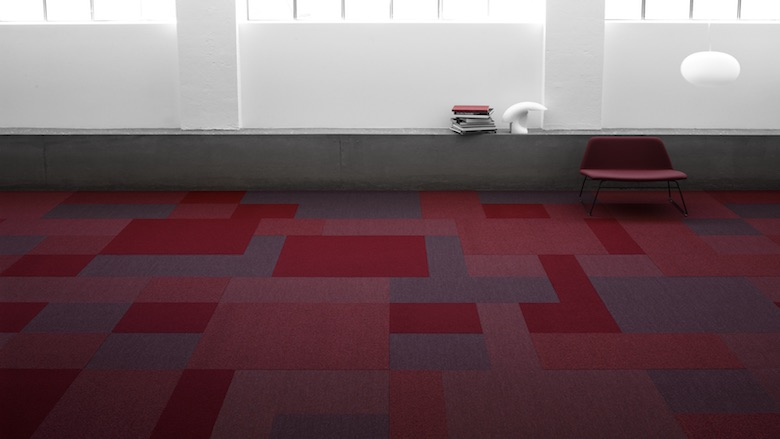 Convincing Your Client to Use Carpet Tiles