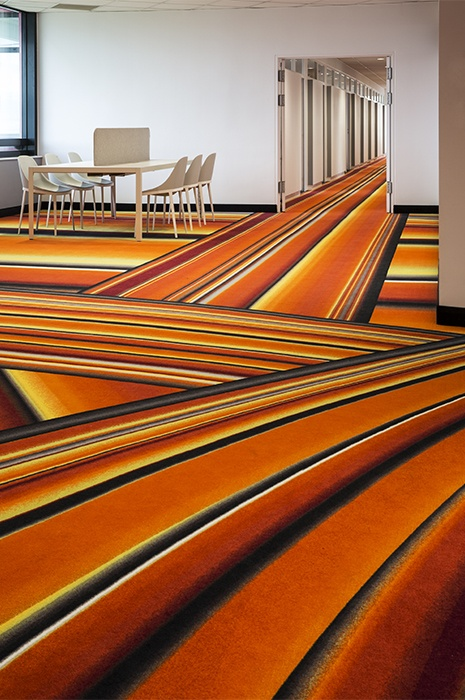carpet-in-bright-colours-in-an-office-environment