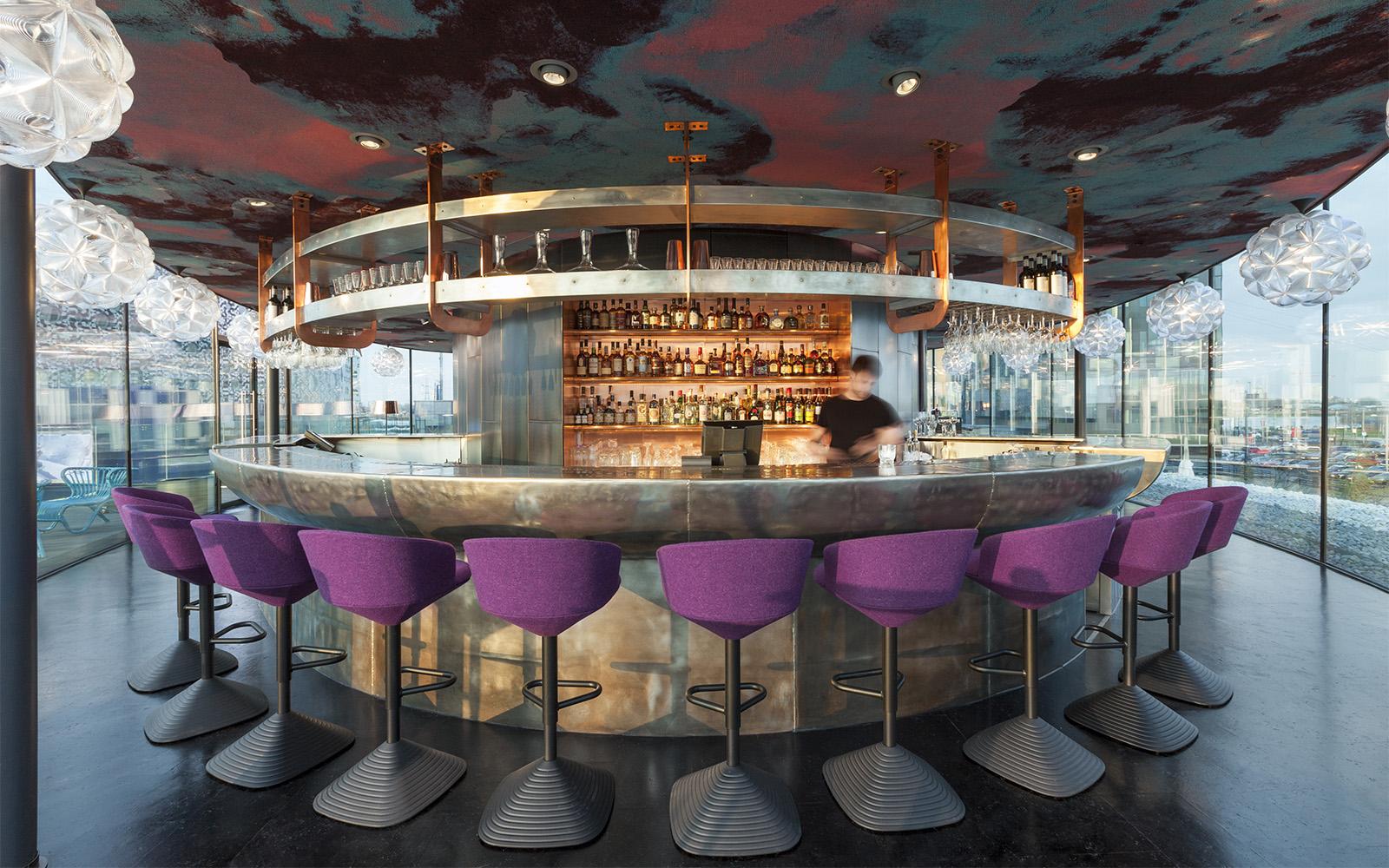 Craft London - a popular cocktail bar