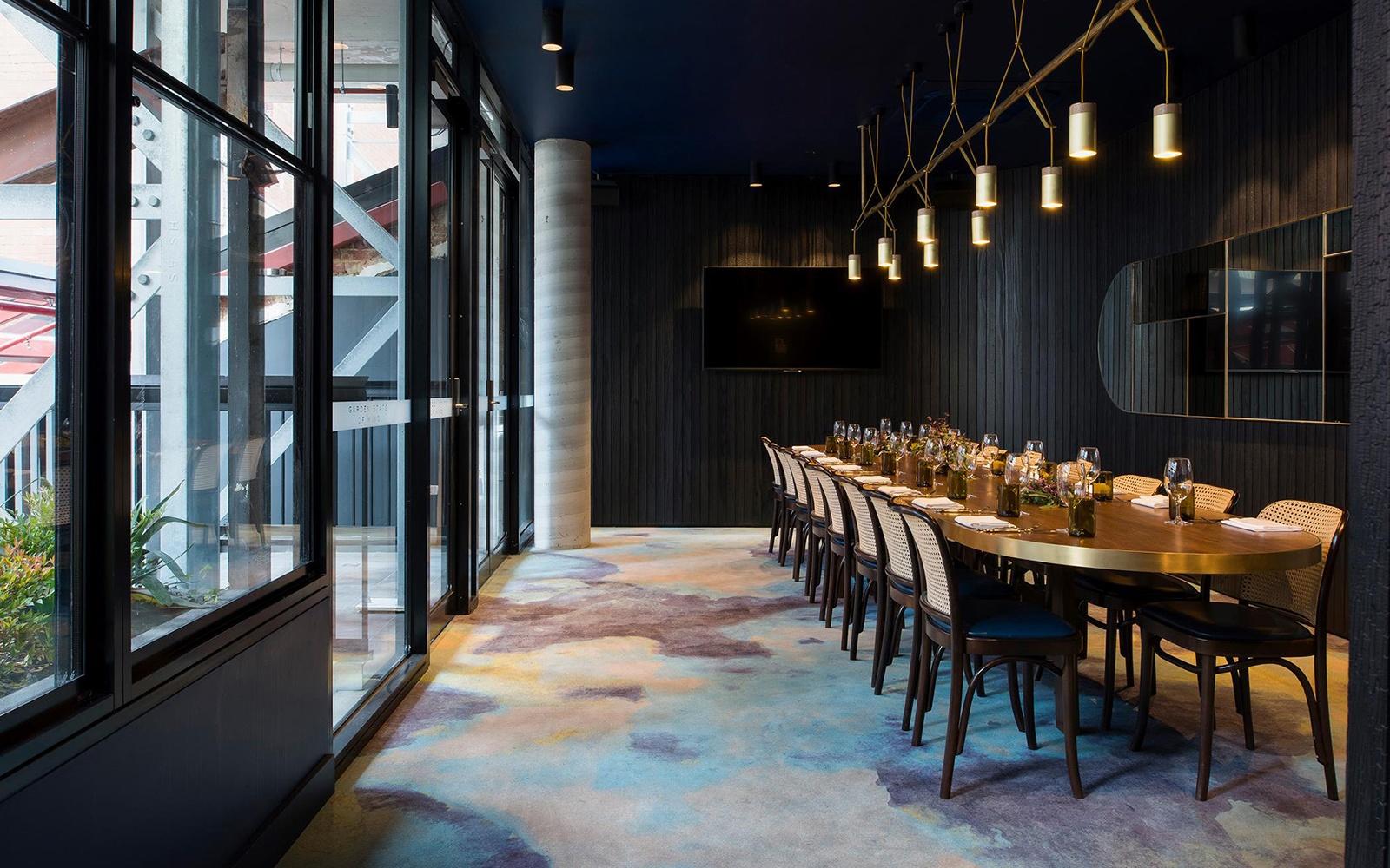 Carpet for high-end hospitality