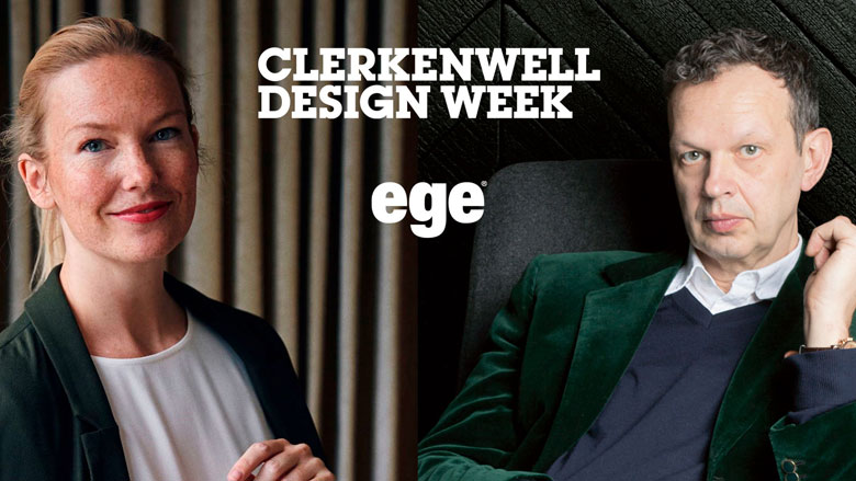 Visit us at Clerkenwell Design Week, London, 21–23 May