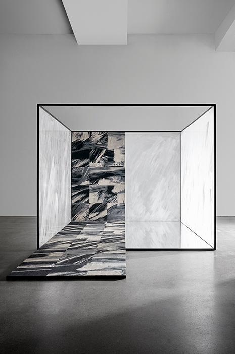 Carpet tiles from Tom Dixon Industrial Landscape by ege